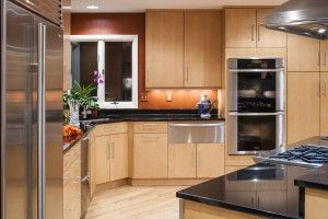 A Kenwood Kitchens showroom gives you the full experience of a new ...
