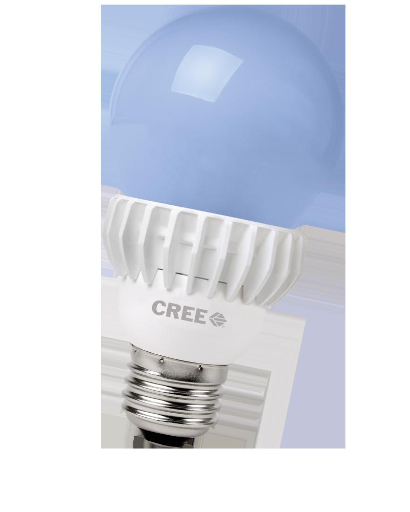 Warm/Soft White TW Series LED Bulb, 60 Watt Replacement