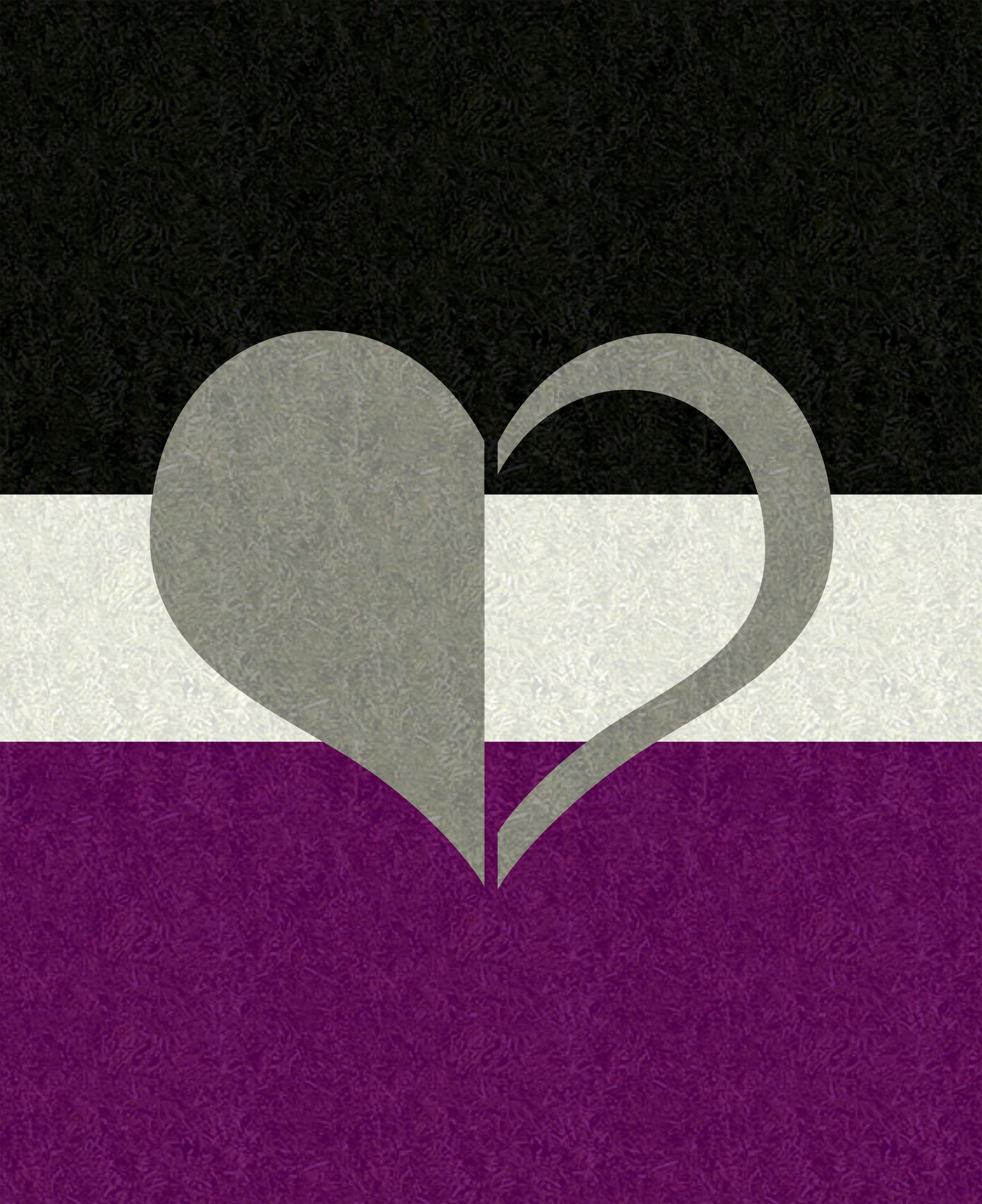 Customizable greyromantic pride flag black white and purple customizable greyromantic pride flag black white and purple flag with gray heart symbol buycottarizona