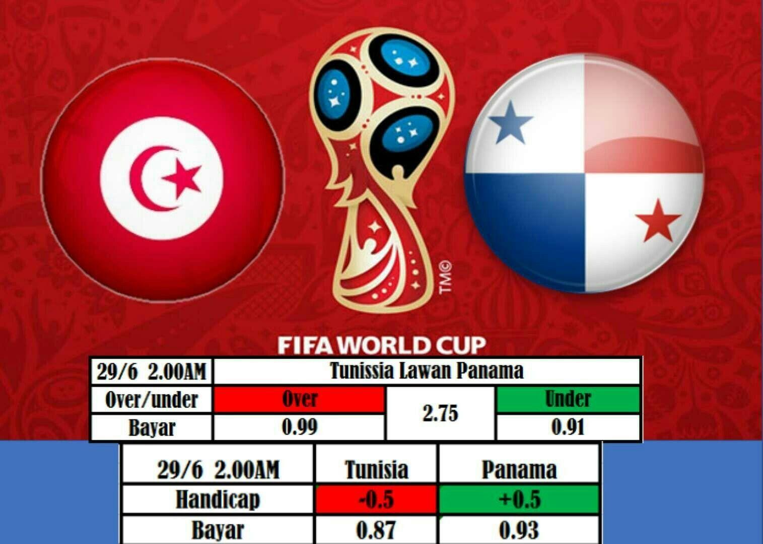 ⚽️ FIFA World Cup 2018 ⚽️ 4 tahun 1 kali sahaja. ️ Cepat