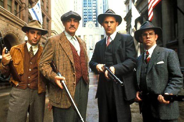 Les Incorruptibles - Brian de Palma - 1987 | Les incorruptibles, Sean  connery, Kevin costner