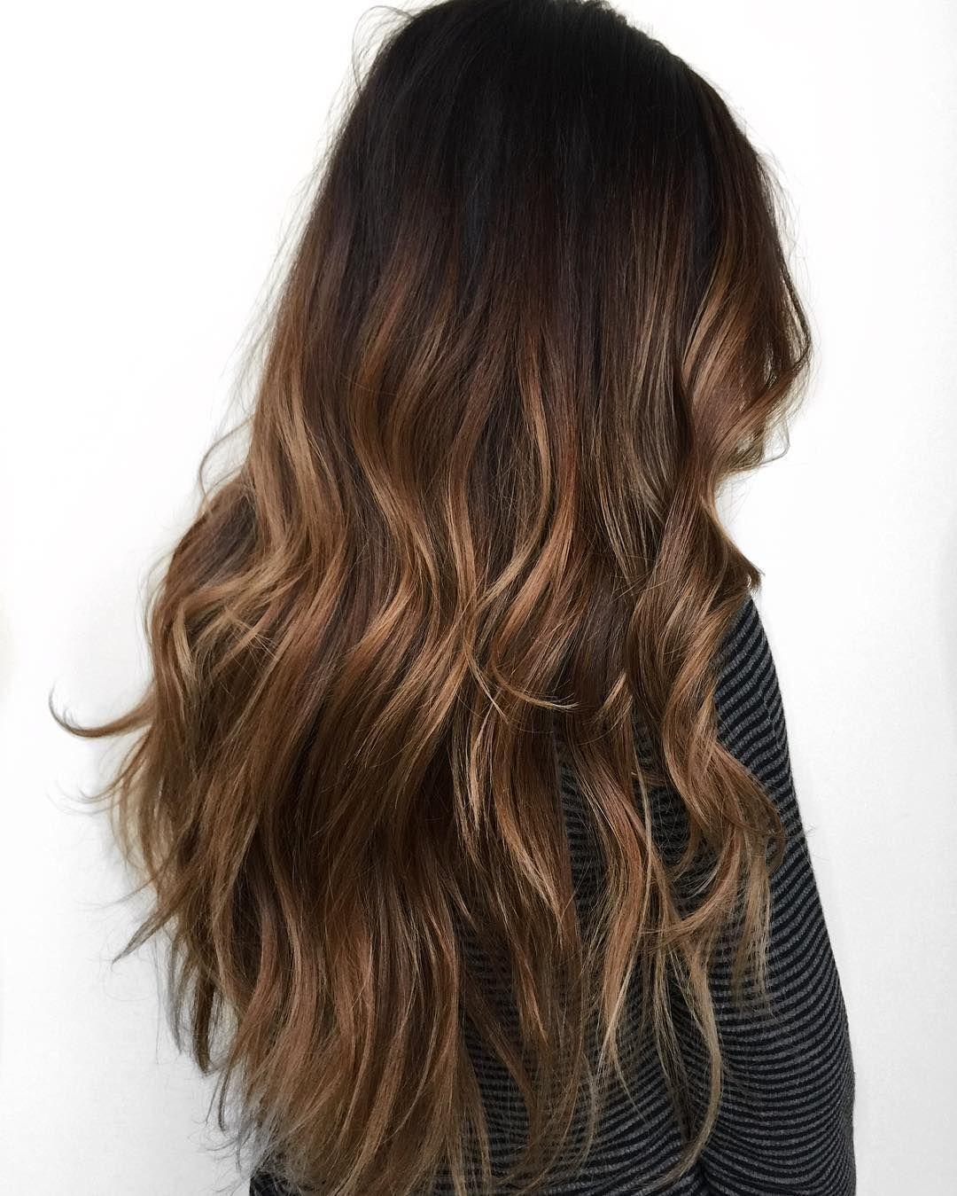 "JAMIE SEA on Instagram: ""Gradient. #btconeshot_hairpaint17 #btconeshot_ombre17 #btconeshot_colormelt17"""
