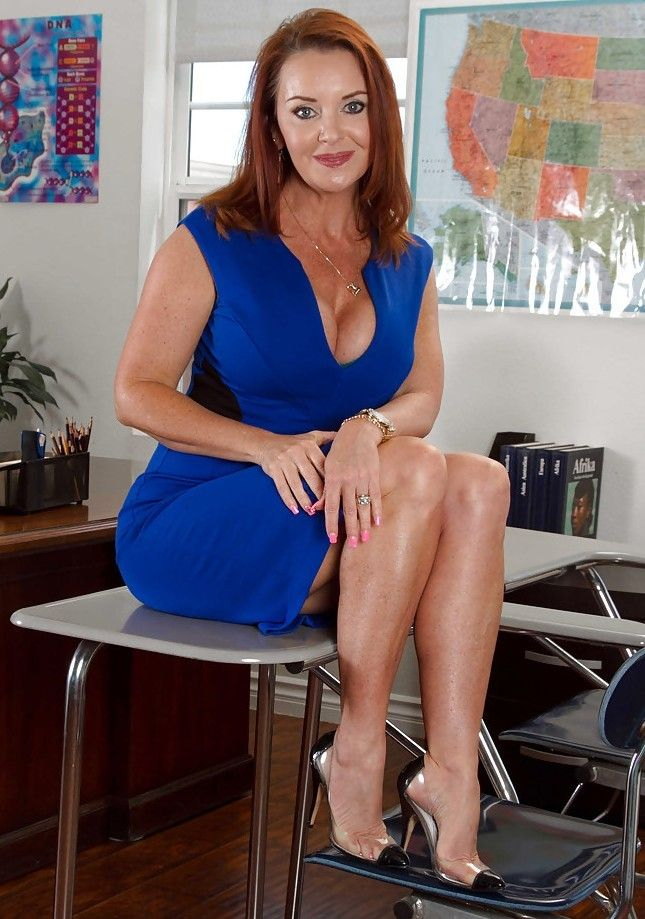 Mature redhead women video