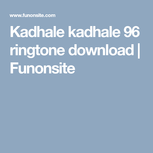 Best New Ringtone 2020 Download Free For Mobile Ringtone Download Best Ringtones Download