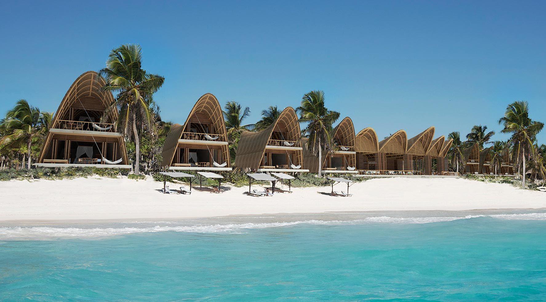 Las Ranitas Ecoboutique Hotel, Tulum, Quintana Roo Mexico