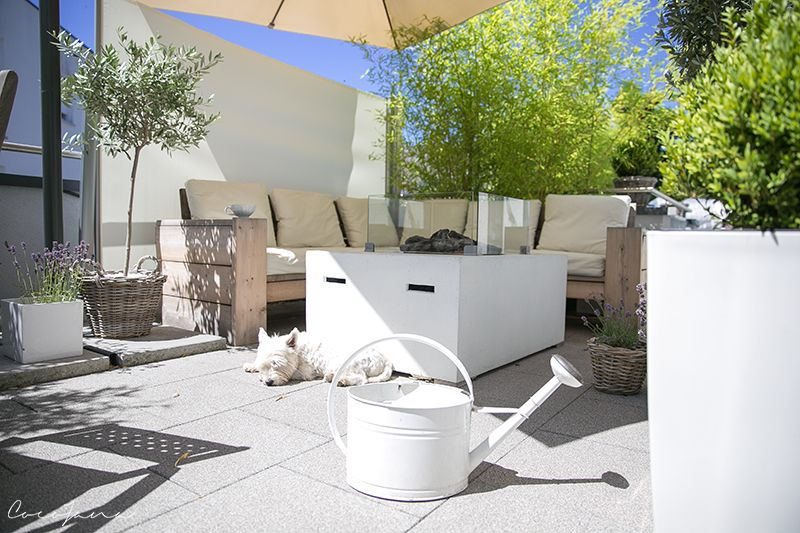 ideen terrasse decoration deko terrasse balkon pinterest terrasse garten und. Black Bedroom Furniture Sets. Home Design Ideas