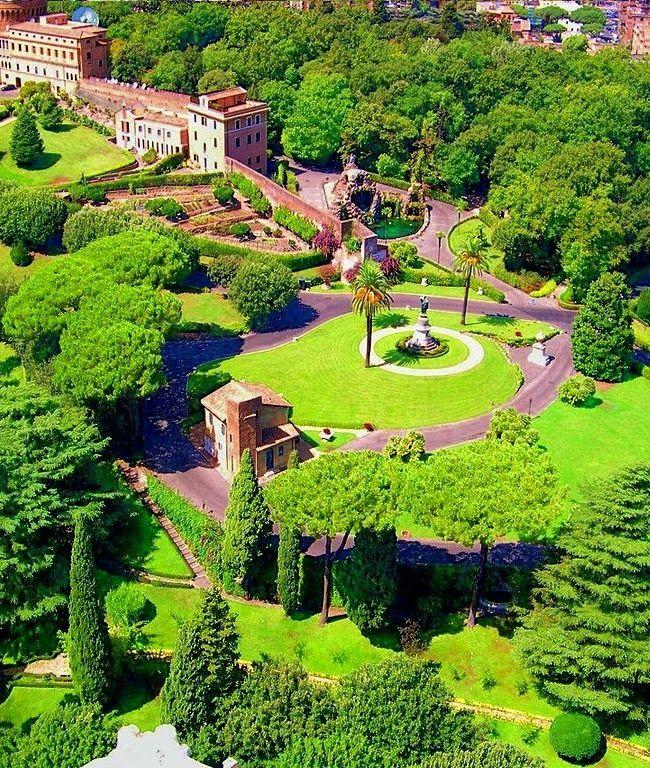 da6ff79fa1a68f306741d74a3a22cd7f - Vatican Gardens And Vatican Museums Tour