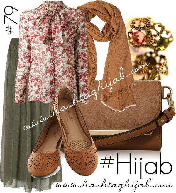 Hashtag Hijab Outfit #22 | Hijabista fashion, Cute modest
