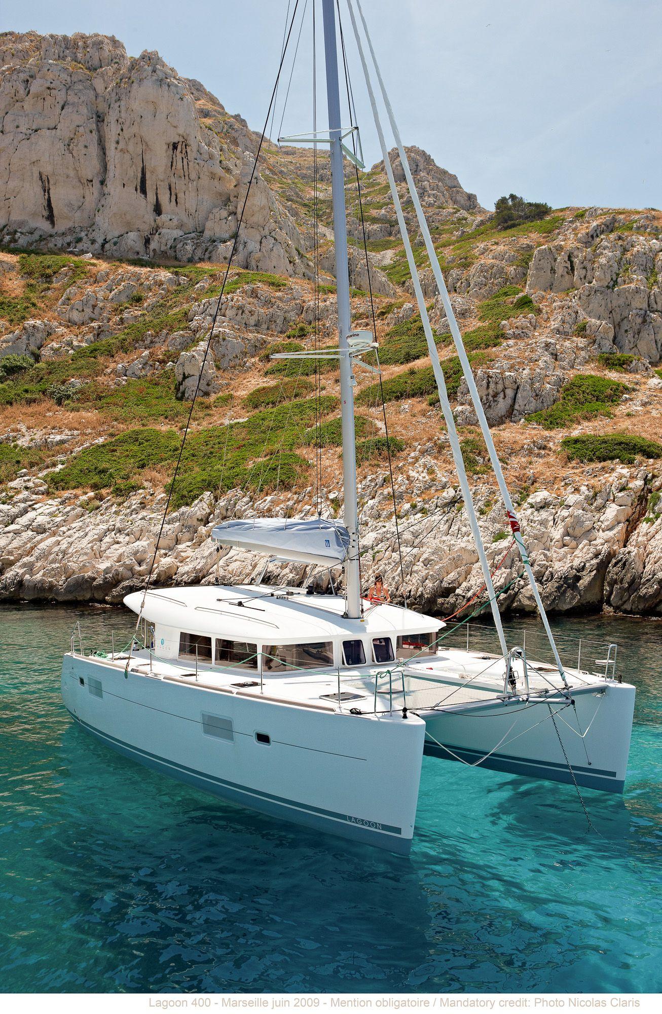 The Best Cruising Sailboats | Blue Water Sailing | Catamaran