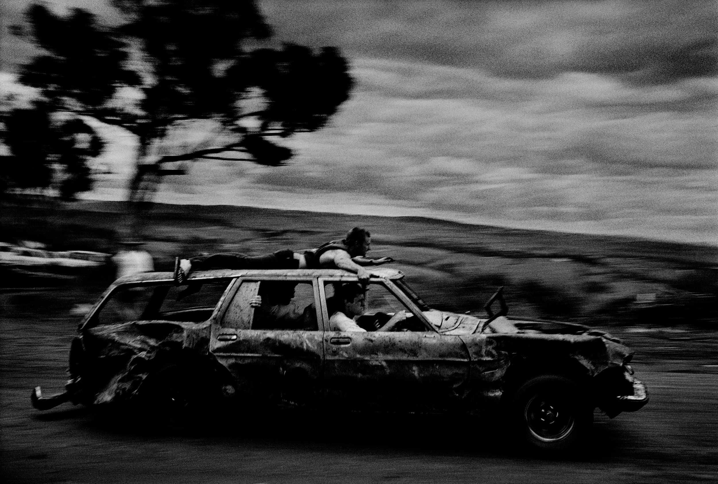 Trent Parke - Minute to midnight
