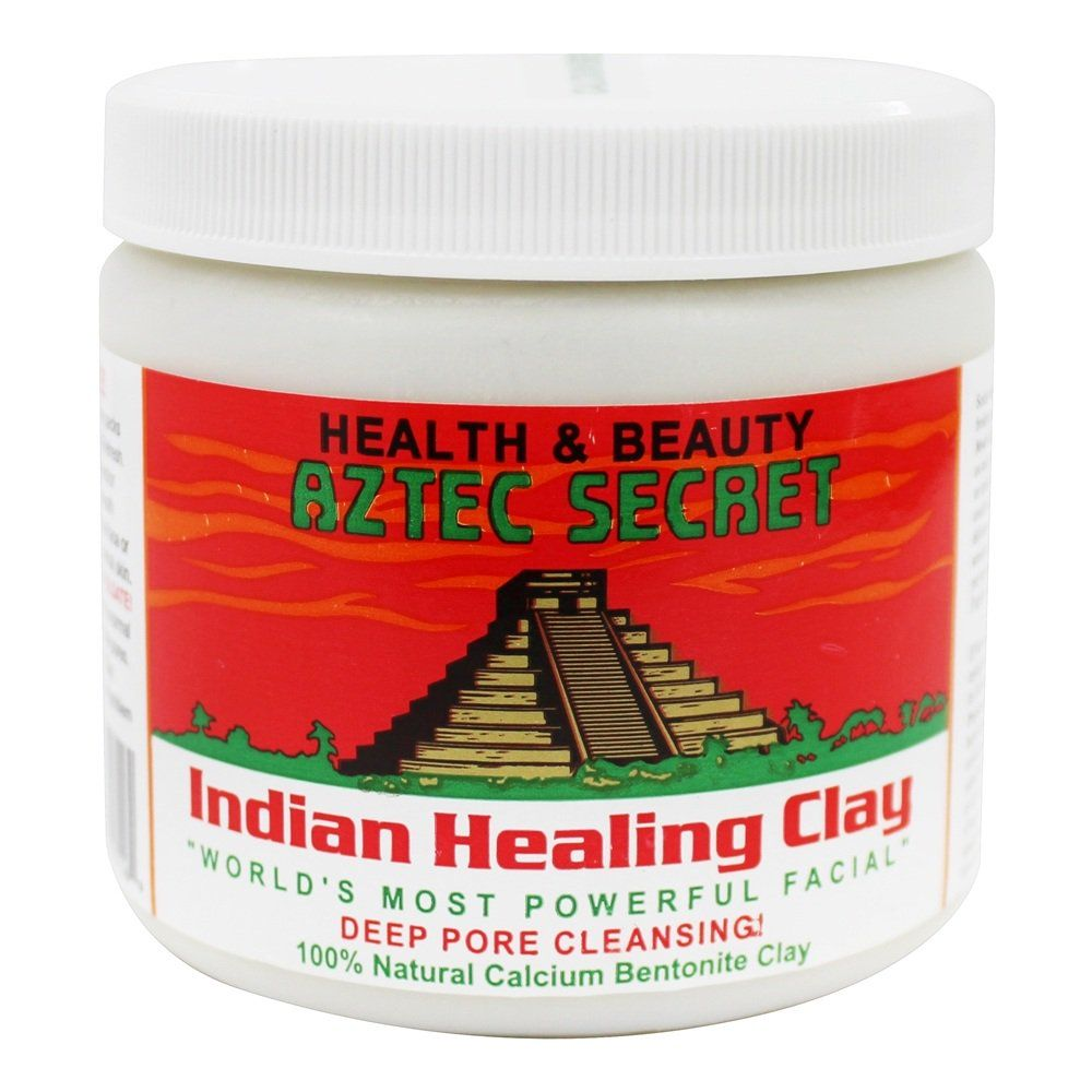Aztec Secret Indian Healing Clay Skin Care Powder Indian Healing Clay Aztec Secret Indian Healing Clay Healing Clay