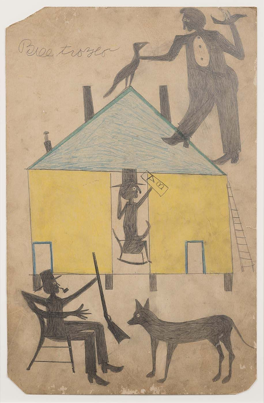 Smithsonian Doubles Its Bill Traylor Holdings Ahead Of 2018