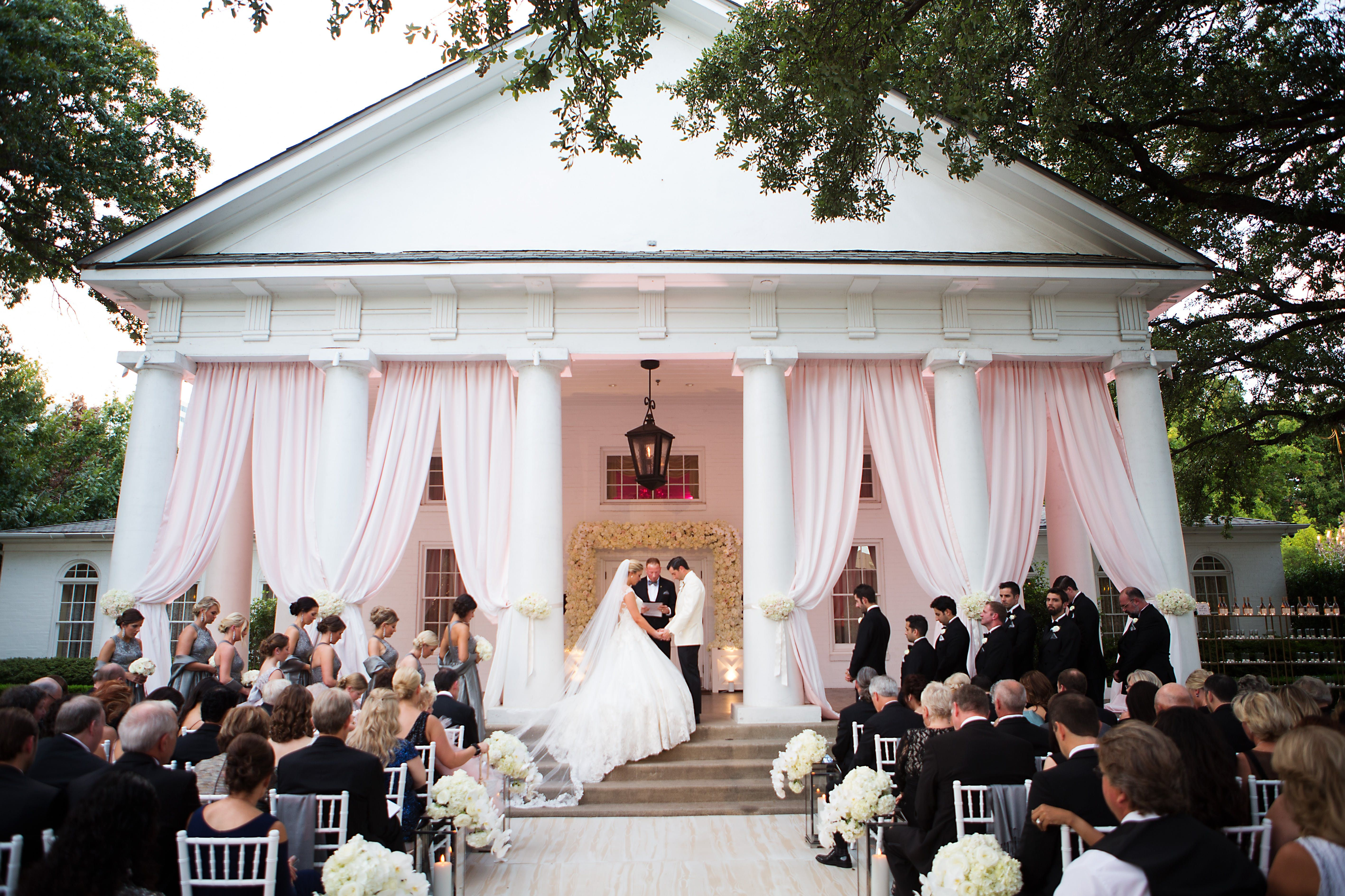 The Most Beautiful Places to Get Married in Dallas-Fort ...