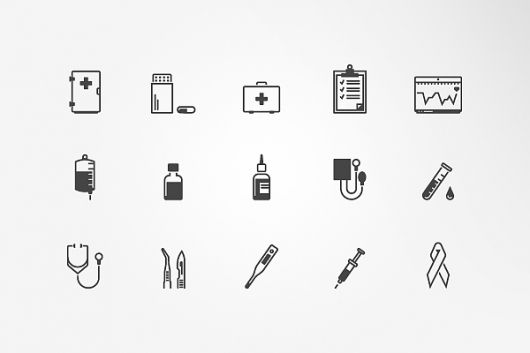 Pictograms Amp Icons On The Behance Network Icons