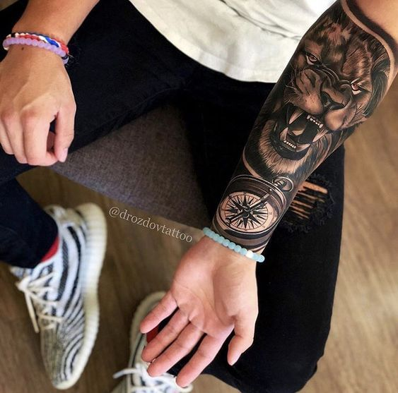 Faisal Al Lami On Instagram Finishing Up A Sleeve And Redoing Parts Of It By Faisal Al Lami Tattoo Sal Only Seventhse Instagram New Tattoos Portrait Tattoo