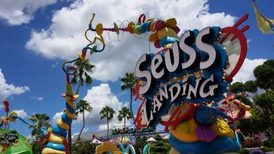 This week's Orlando theme park Rumor Round-up: The Lorax is coming to Seuss Landing, Disney is getting ride of FastPasses at the end of the month, T2 3D refurb, even more CityWalk construction, so many Starbucks & #NothingTaller!
