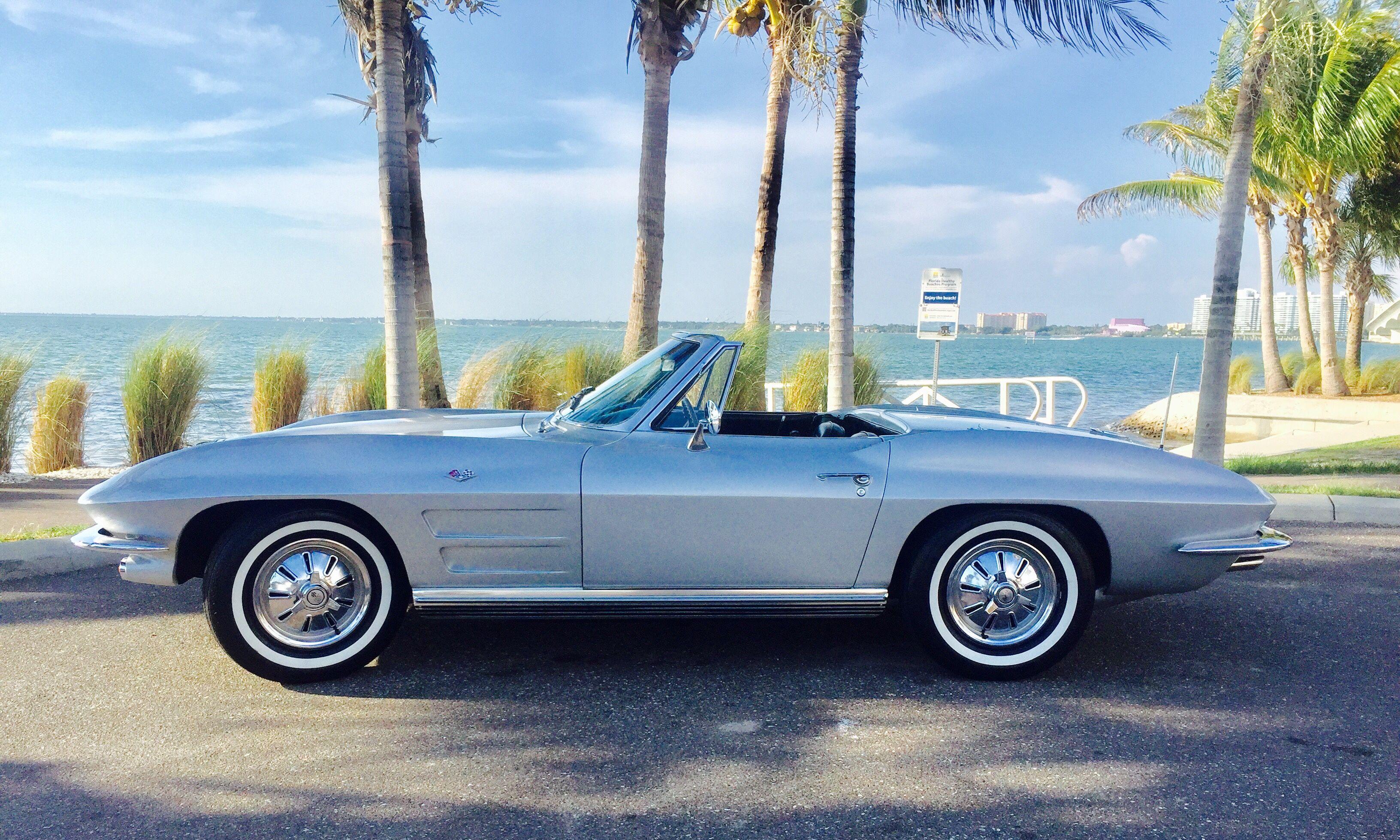 Chevrolet Corvette 1964 Rental Alternative In Sarasota Fl By