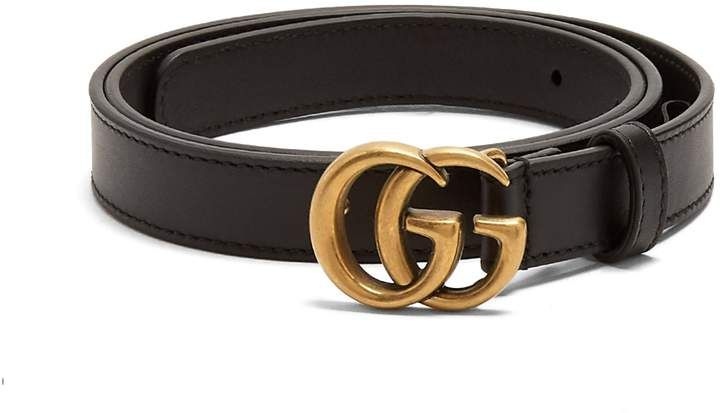 4986926d3ee GUCCI GG-logo 2cm leather belt  Gucci  ShopStyle  MyShopStyle click link to  see more information