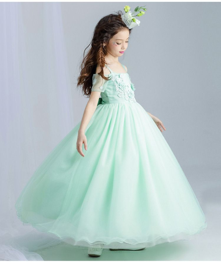 87a6304ad72bc Mint Green Elegant Party Dress //PRICE: 51.98 & FREE Shipping ...