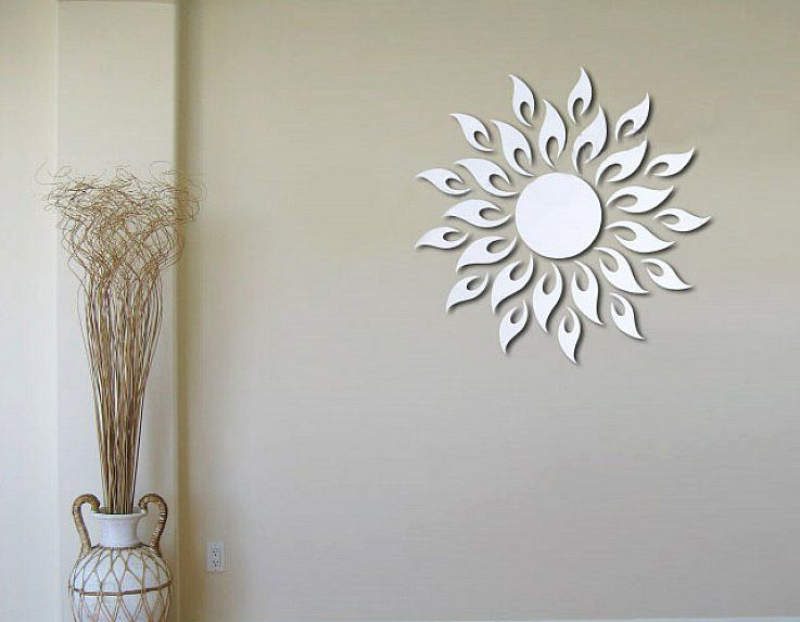 Stylish Modern Wall Mirror Design From Porada