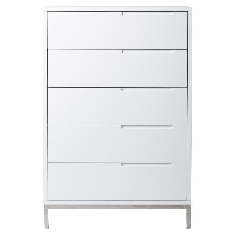 Moes Home Collection Naples 5 Drawer Chest - ER-1198-