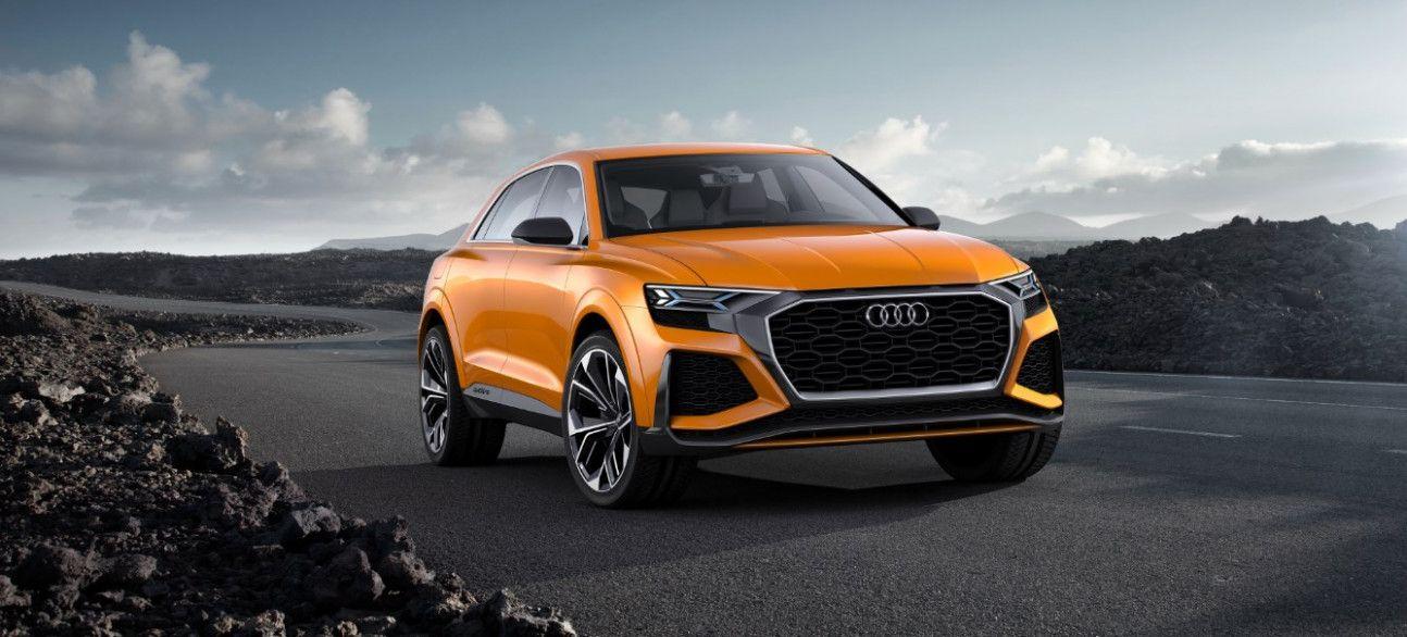 2022 Audi Q8quotes Concept Audi Car Review Toyota Land Cruiser