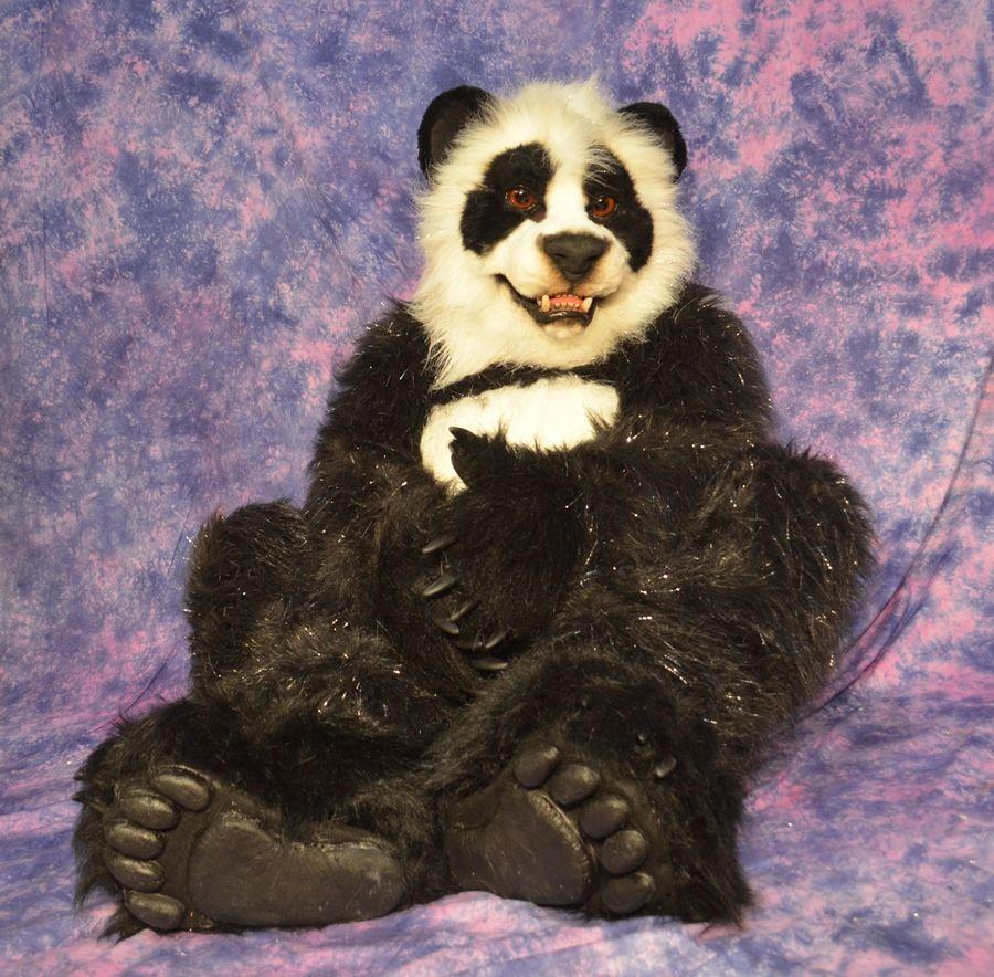 Fursuit Panda panda fursuit for salebeetlecat.deviantart on