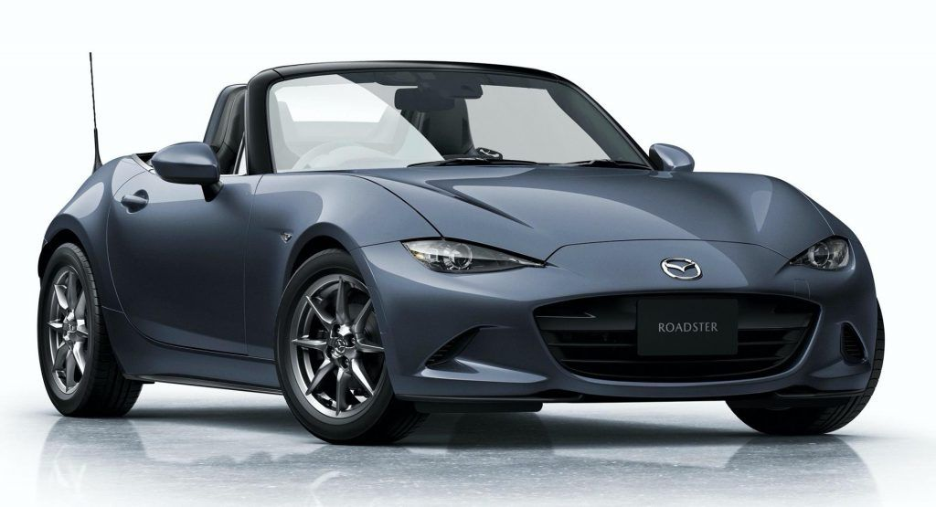 Mazda MX-5 Adds Tasty Updates For 2020MY Including Gorgeous Polymetal Grey Paint