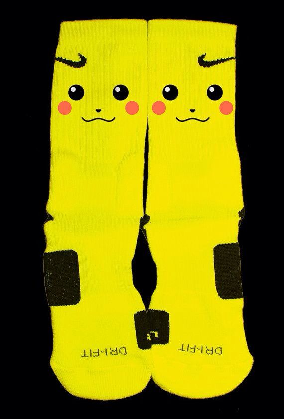 Cool Pokemon socks