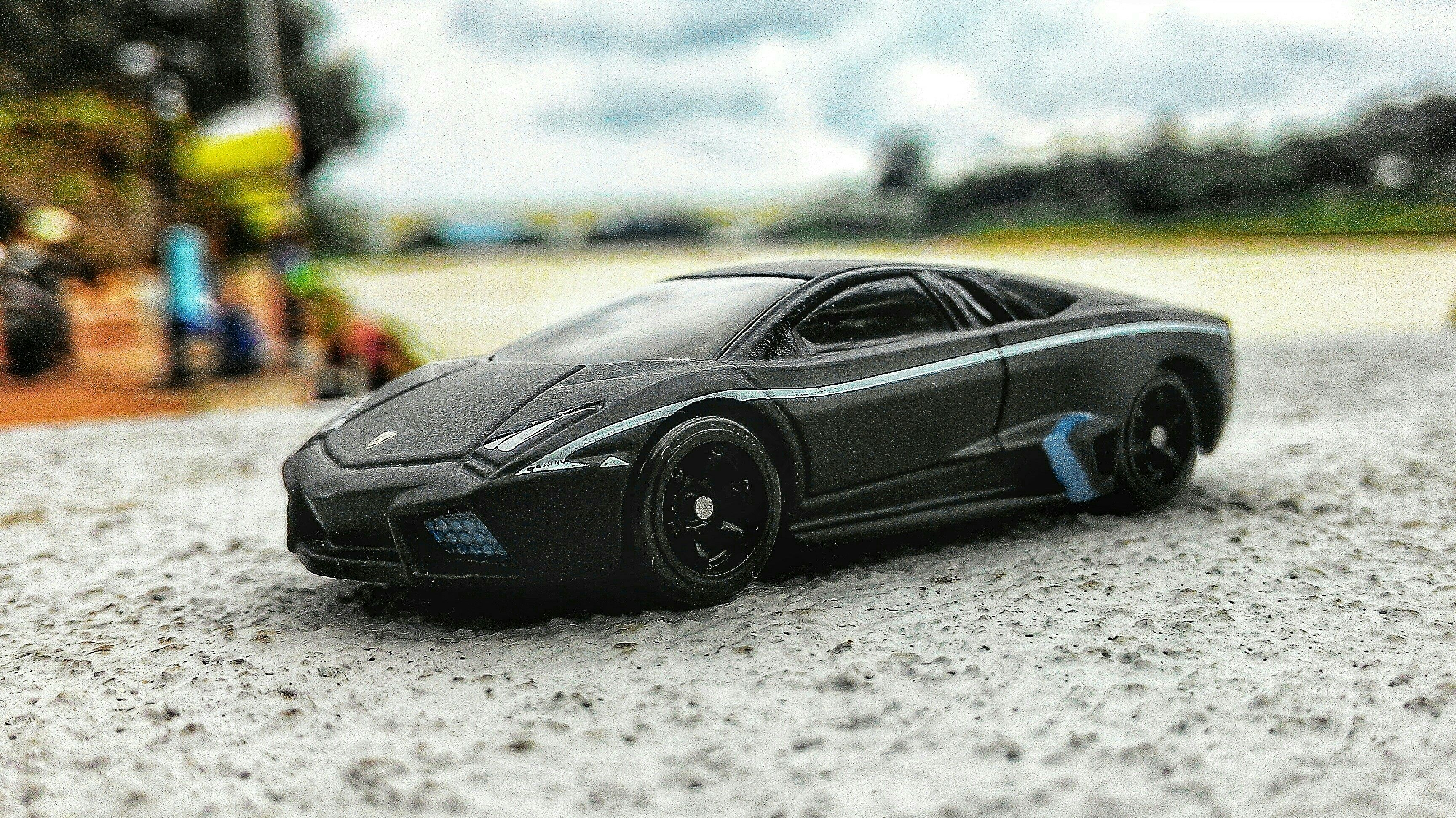Lamborghini Reventón - HW Speed Machines