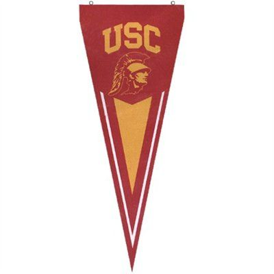 For My Future Classroom Pennant Flags Flag Usc