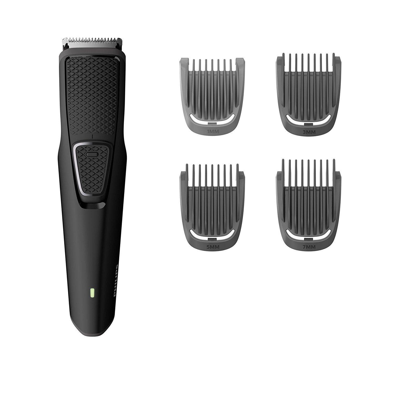 Philips Beard Trimmer BT1215/15 USB Cordless Trimmer For Men-$15