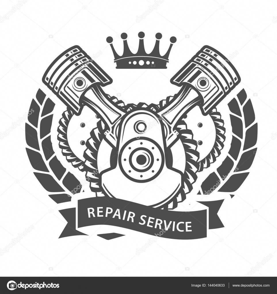 Pin by lindsey sullinger on Wood Mechanic logo design