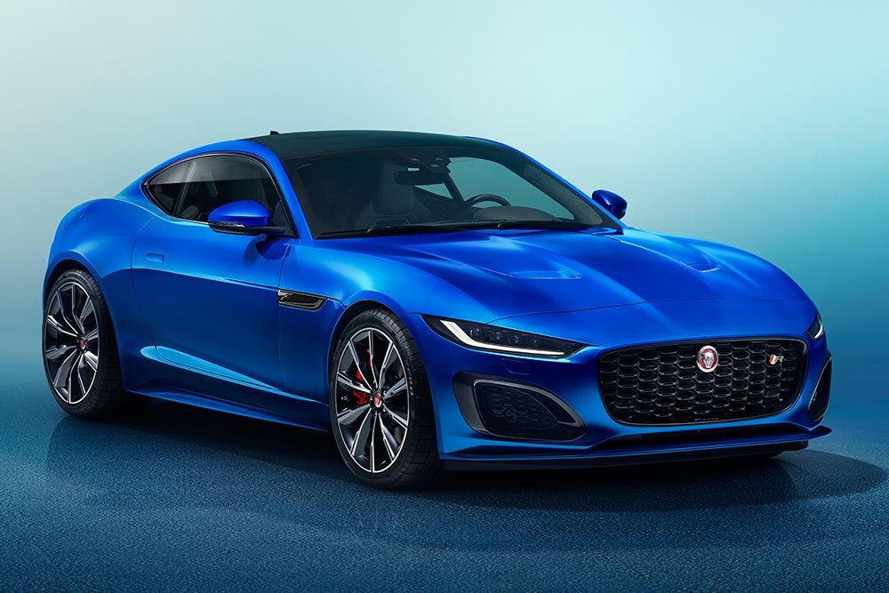 Jaguar Revamps Their F Type Range With A 575hp Turbo V8 R Spec Jaguar F Type New Jaguar F Type New Jaguar