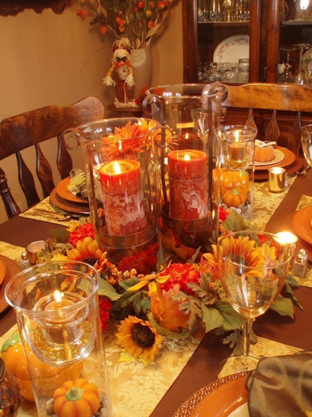 47 Amazing Thanksgiving Decorating Ideas To Inspire You