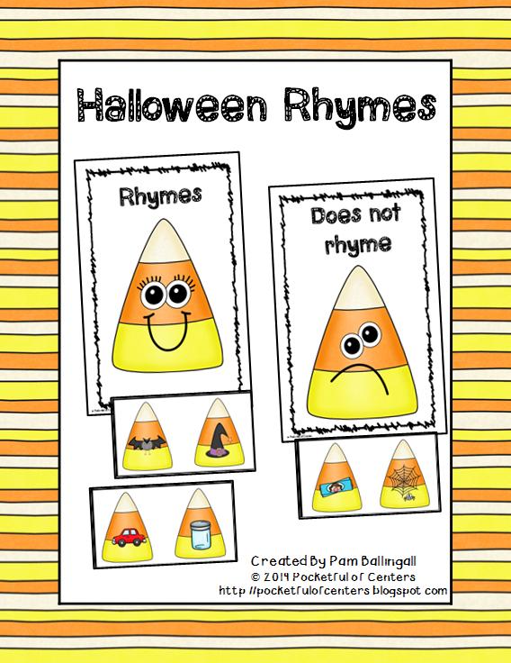 Halloween Rhymes Halloween rhymes, Circle time
