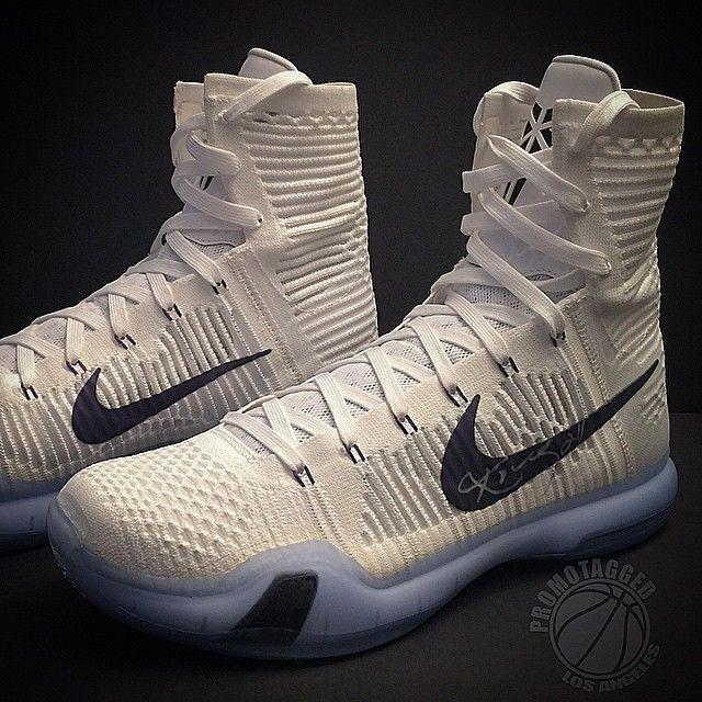 Nike Kobe 10 Elite Is a Kobe Exclusive