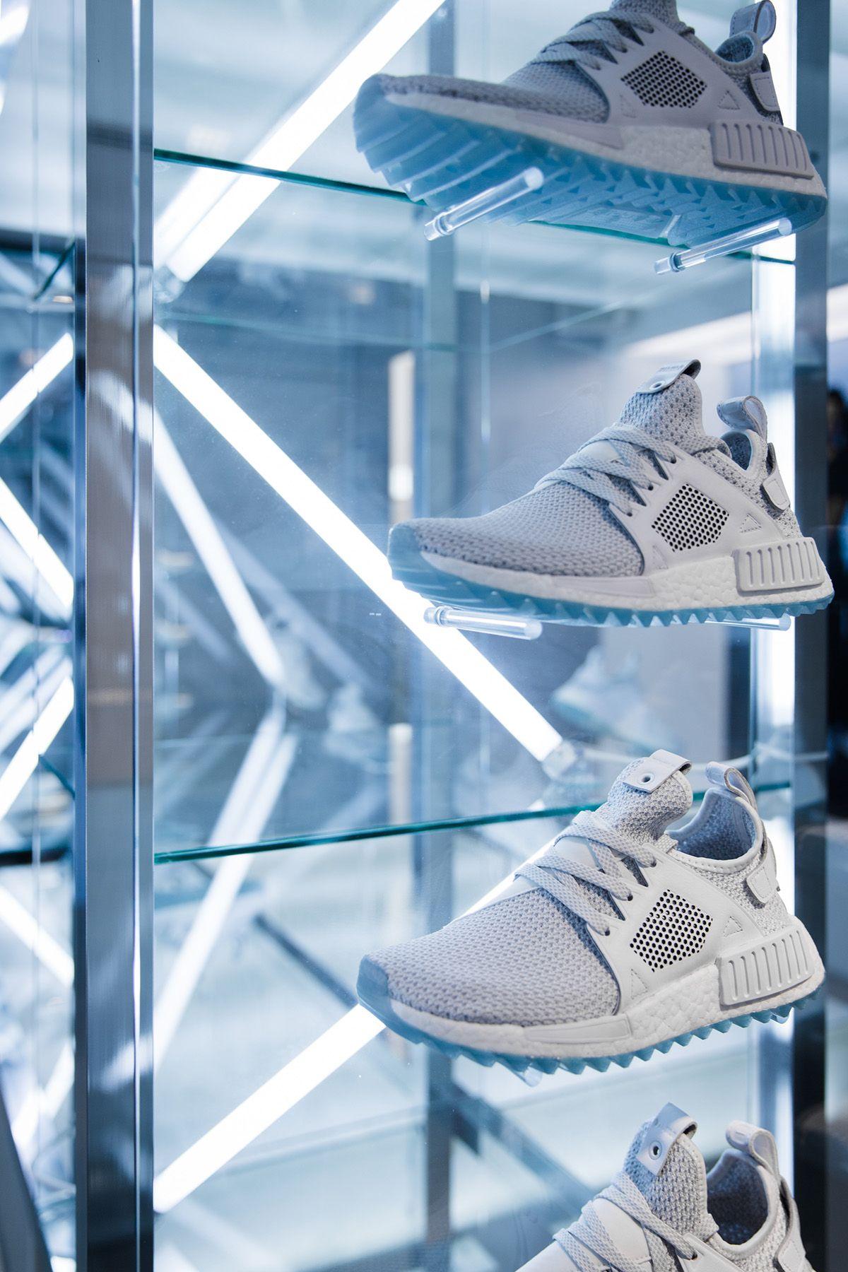 best service fa990 e9f38 Pop-Up Shop  Titolo x adidas Consortium NMD XR1 Trail Primeknit  Celestial   - EU Kicks  Sneaker Magazine