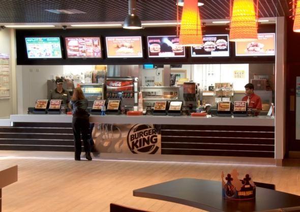 Resultado De Imagem Para Fotos Design Interior Burger King