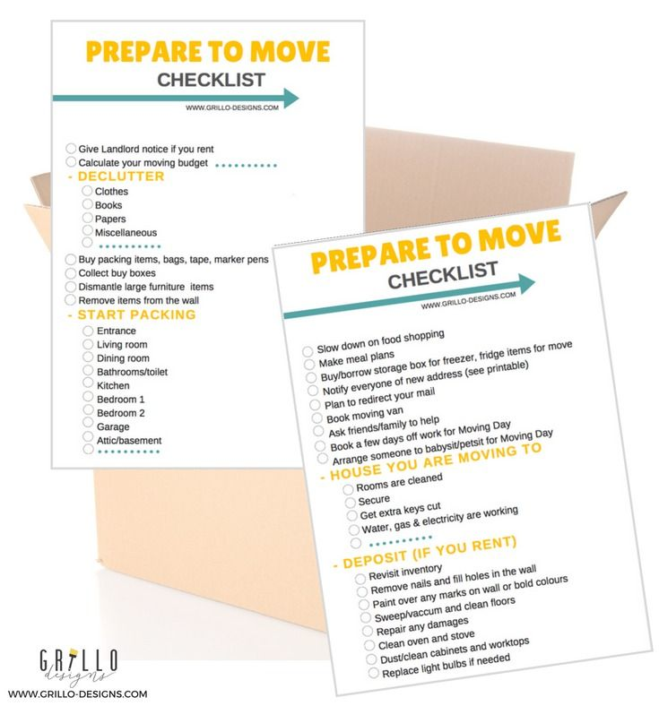 12 Moving House Tips For A Stress Free Move Moving House Tips Stress Free Moving Moving House