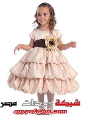 فساتين بنوتات 2020 فساتين أميرات قلوب 2020 صور فساتين أطفال ملابس أطفال 2020 بالصور Flower Girl Dresses Champagne Flower Girl Dresses Satin Bubble Dress
