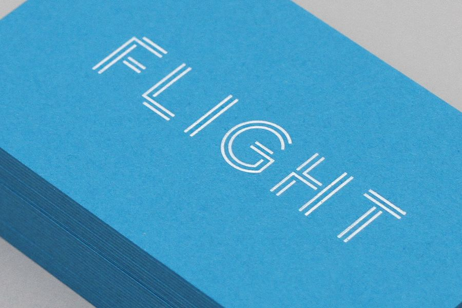 Logo and business cards designed by dia for la based public logo and business cards designed by dia for la based public relations business flight colourmoves
