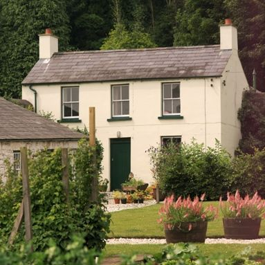 Property To Rent At Glenarm Castle. The Gardeners Cottage. This End  Terraced Cottage Is