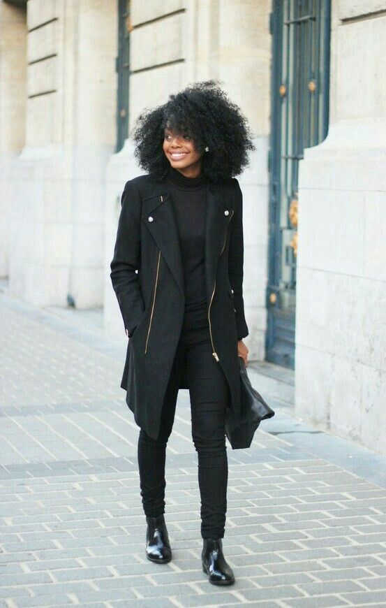 All About Fashion Fall Winter Looks From Black Girls: Pinterest @wyettekane (With Images)