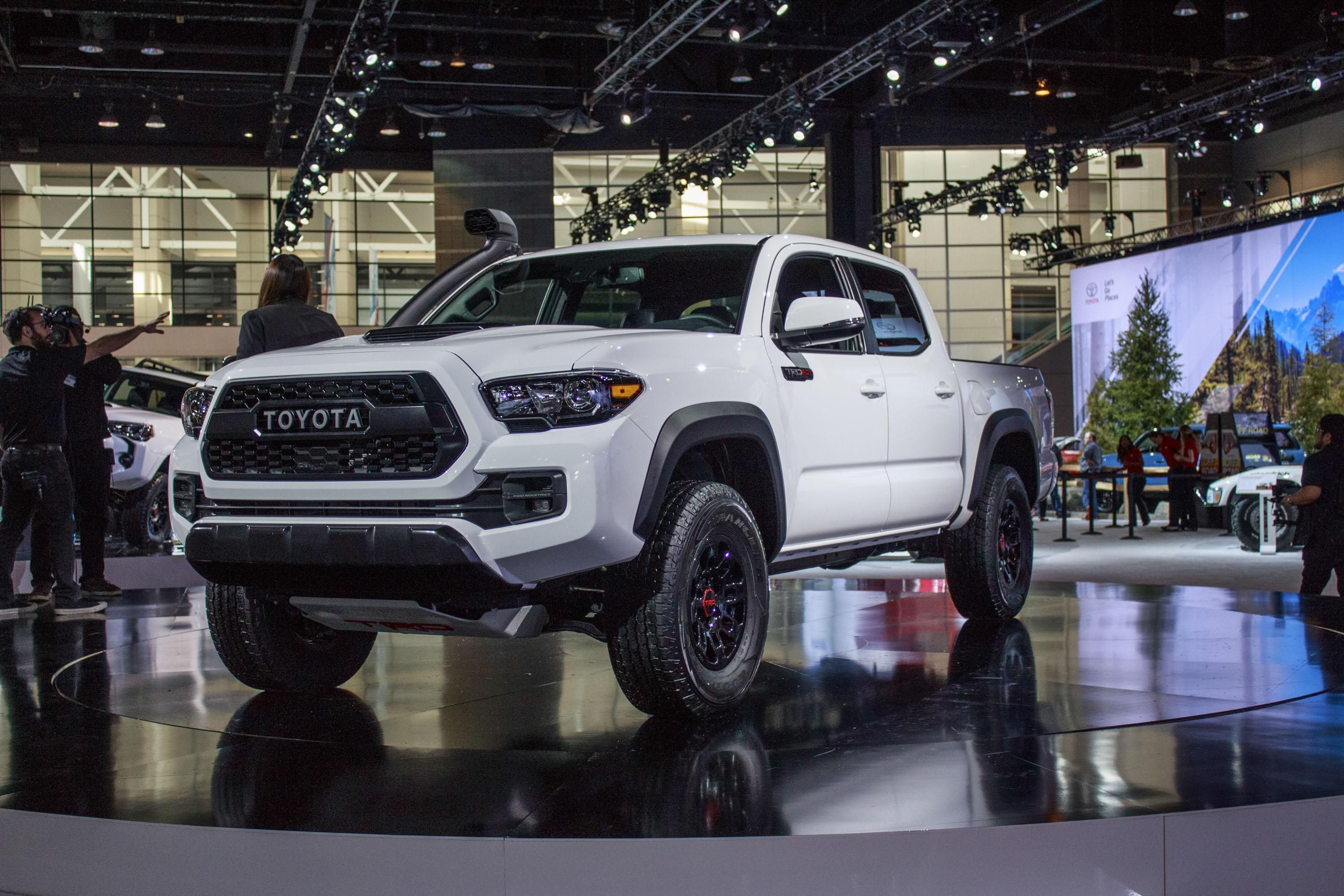 2019 Toyota Tacoma Trd Pro Review - Top Speed within Tacoma