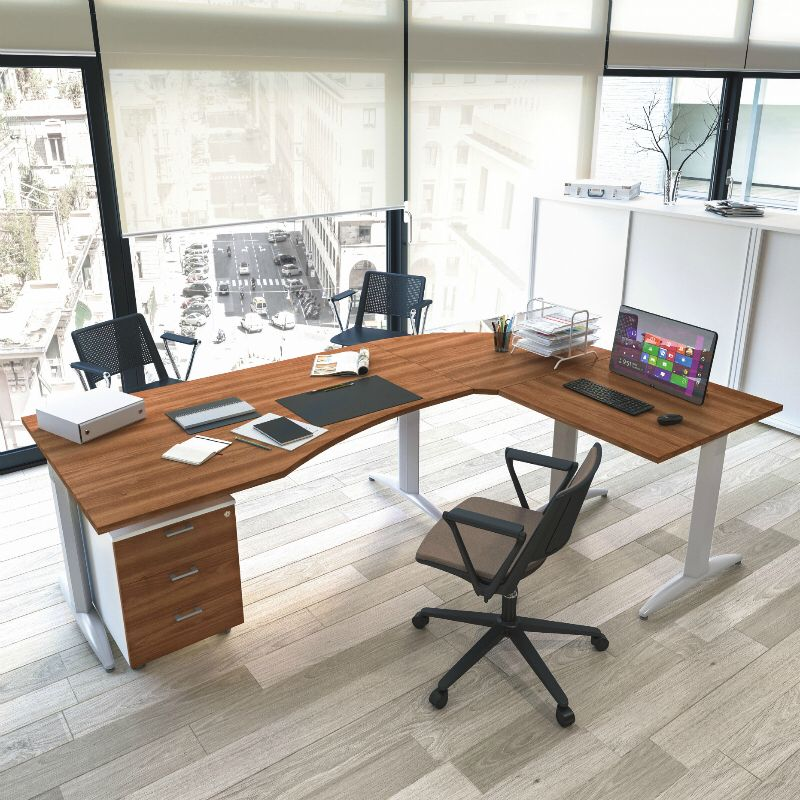 comp. OXI024 - postazione per #ufficio #operativo composto ...