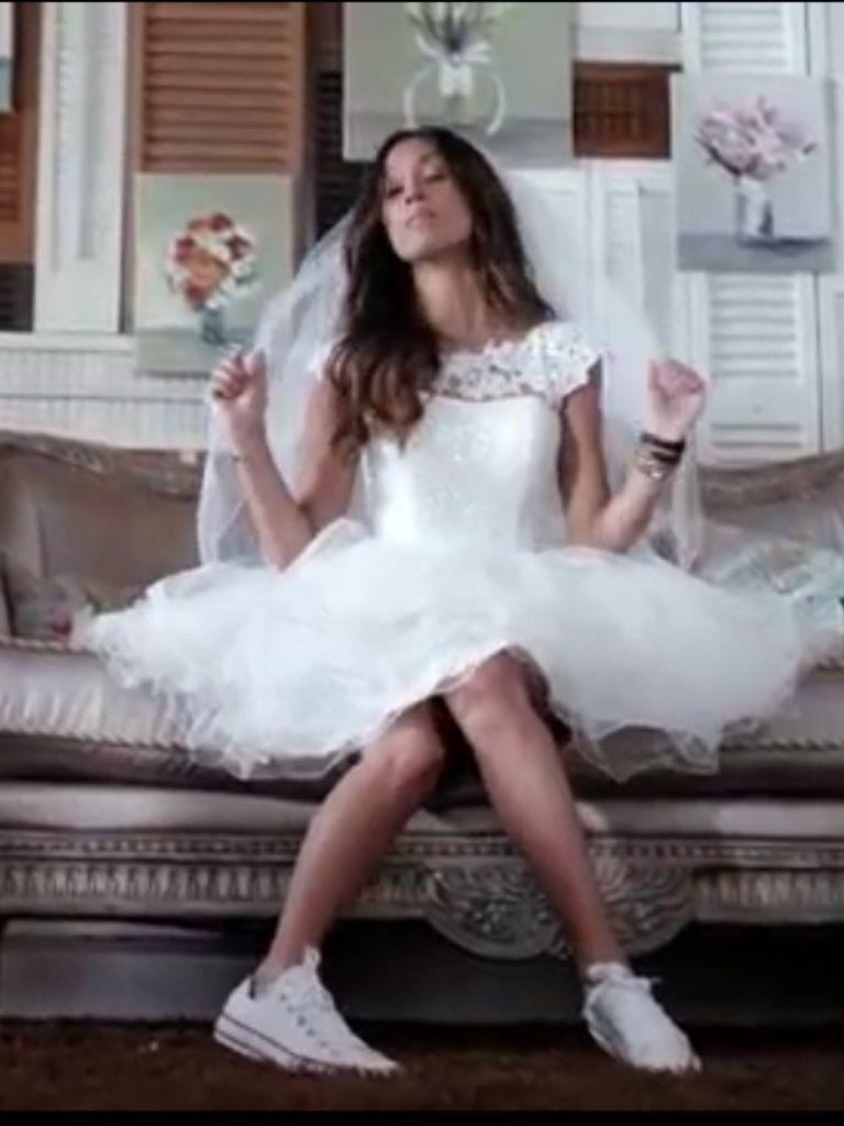 Pin By Shelby Coggins On I Do Bride Reception Dresses Wedding Dresses Midi Wedding Dress