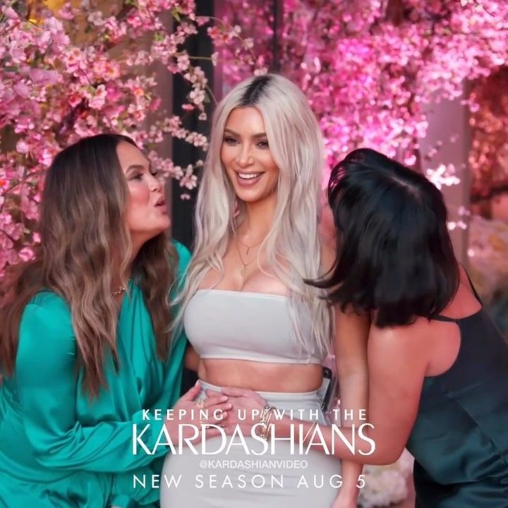 Kims Baby Shower For Chicago On November 11 2017 Kuwtk Keeping Up