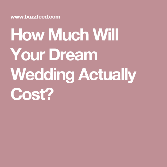 Celebrity Wedding Trivia Questions: This Quiz Will Reveal How Much Your Dream Wedding Will