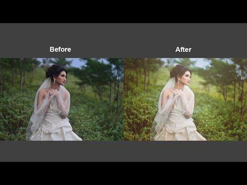 Photoshop Cc Tutorial Soft Vintage Color Effect Easily Youtube Color Effect Vintage Colors Photoshop